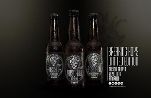 Boscana-Breaking Hops Limited Edition Pack 3 Unidades