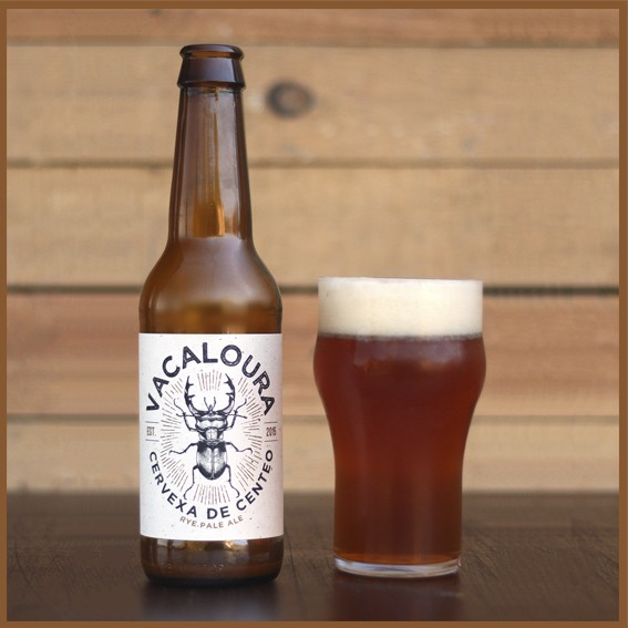 VACALOURA RYE PALE ALE Pack 3 Unidades