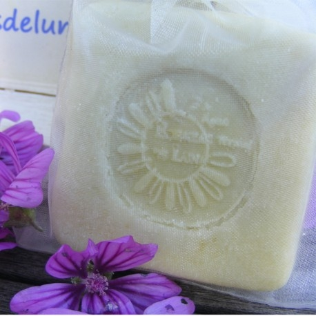Thermal Soap mauve and olive oil