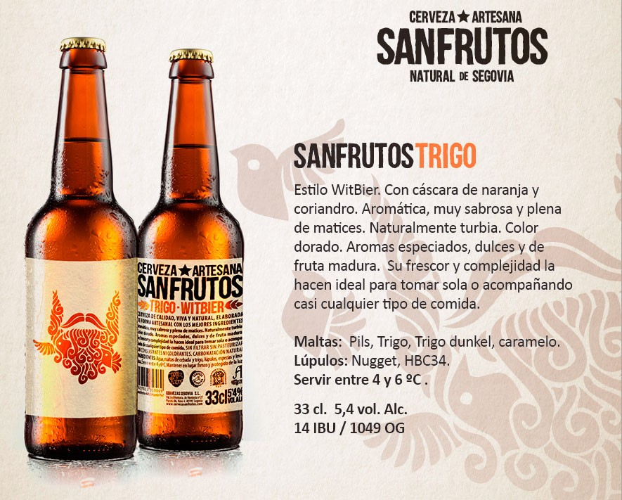 SanFrutos Beer