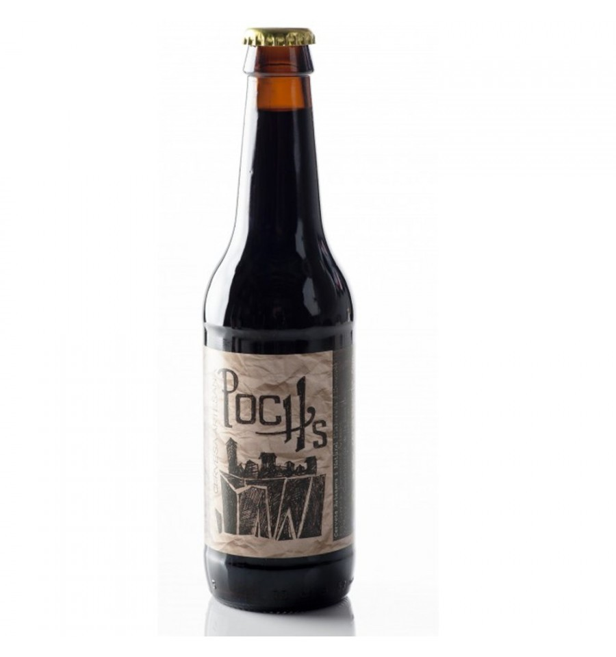 POCHS IMPERIAL STOUT Pack 3 Unidades