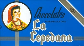 FAMILY CHOCOLATE  THE CEPEDANA 400g