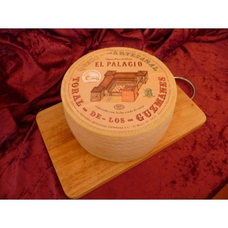 Semi cured cheese El Palacio