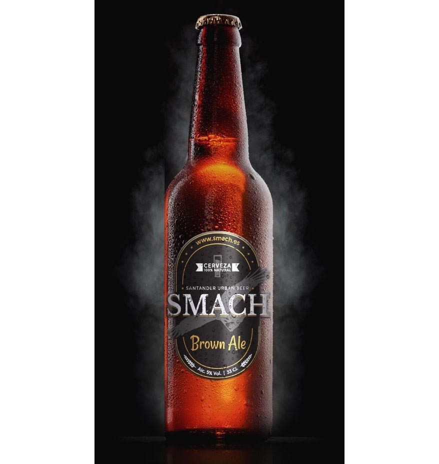 SMACH BROWN ALE Pack 3 Unidades