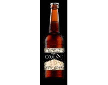 EXULANS BROWN ALE Pack 3 Unidades