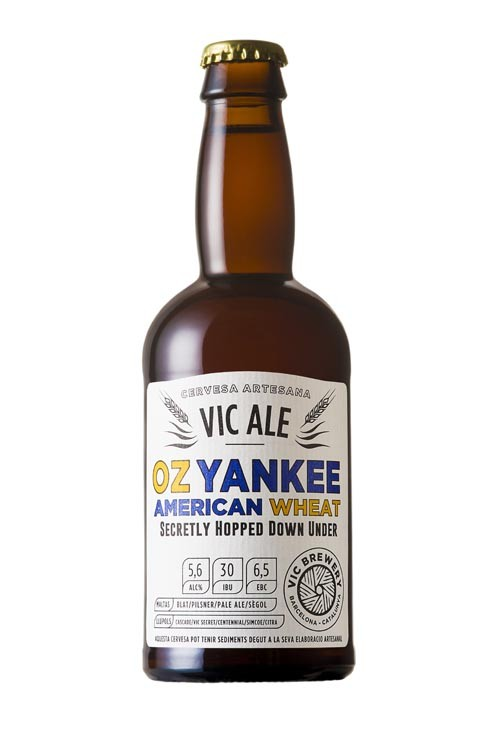 VIC ALE Oz Yankee Amercian Wheat Pack 3 Unidades
